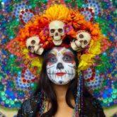 Talaya Talks Dia de los Muertos