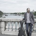 Guitarist Nate Najar - Under Paris Skies