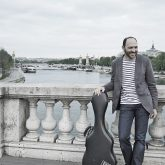 Guitarist Nate Najar - Under Paris Skies