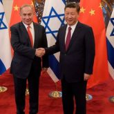 China and Israel Deepening Trade Ties