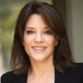 Former Presidential Candidate Marianne Williamson - Black History Lesson